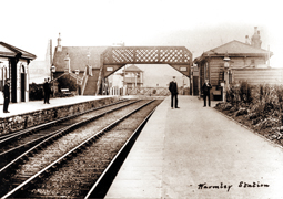 Warmley Station